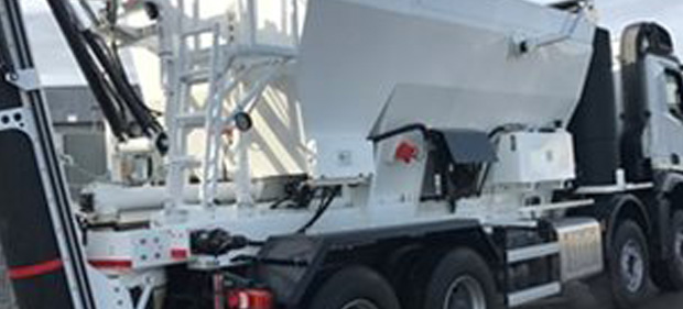 Concrete Delivery Brent Cross
